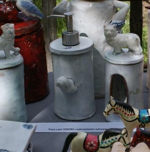 dozownik na mydło - seria ODNOWA