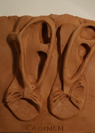 Epitafium dla sandałów, które umarły na plenerze w Kadynach